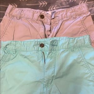 Bundle of 2 pairs of shorts